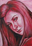 PSC (Personal Sketch Card) by Ashleigh Popplewell