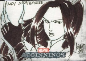 "Marvel Beginnings by Irma ""Aimo"" Ahmed"