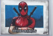 Marvel Beginnings 2 by Ashleigh Popplewell