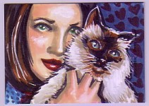 Kitty Ditties & Pretty Ladies by Ashleigh Popplewell