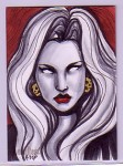 Lady Death 2 by Ashleigh Popplewell