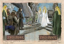 Lord of the Rings: Masterpieces 2 by Steven Miller