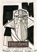 Lord of the Rings: Masterpieces 2 by Michael Duron