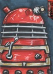Dr Who & The Daleks by Ashleigh Popplewell